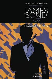 James Bond Hammerhead #6 (of 6)