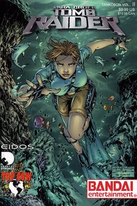 Tomb Raider TPB: Tankobon Vol. 2
