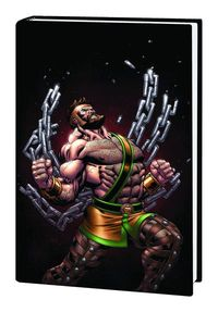 Incredible Hercules Prem HC Dark Reign - nick & dent