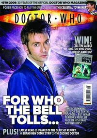 Dr Who Magazine #413