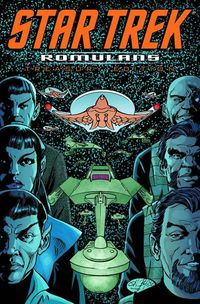 Star Trek Romulans Treasury Ed