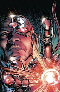 Cyborg comics at TFAW.com