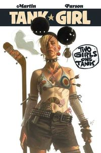 Tank Girl 2 Girls 1 Tank TPB