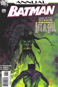 Batman Annual #26 Head Of The Demon