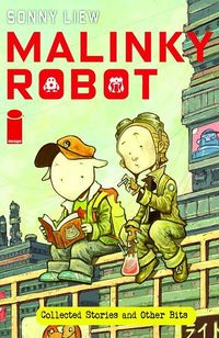 Malinky Robot Coll Stories & Other Bits TPB