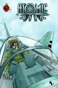 Atomic Robo Ghost Of Station X #1 (of 6)