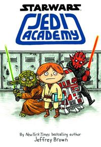 Star Wars Jedi Academy Yr HC Vol. 01