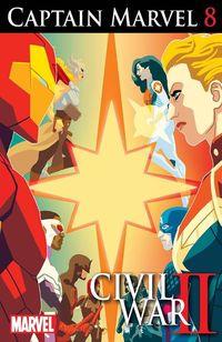 Captain Marvel  comics at TFAW.com