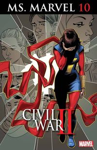 Ms Marvel #10