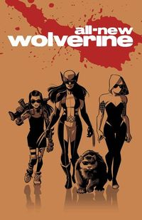 All New Wolverine Annual comics at TFAW.com