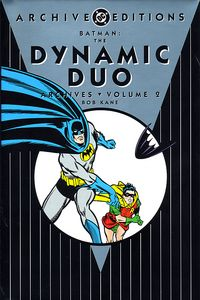 DC Archives - Dynamic Duo HC Vol. 02