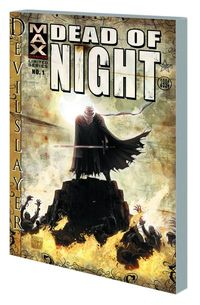Dead Of Night TPB Devil-Slayer