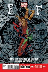 FF #8 review at TFAW.com