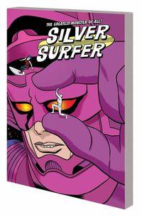 Silver Surfer comics at TFAW.com