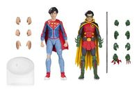 DC Icons Robin & Superboy Action Figure 2 Pack