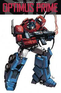 Transformers Optimus Prime TPB Vol. 01