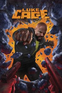 Luke Cage comics at TFAW.com