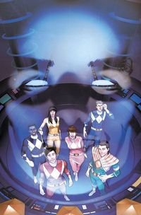 Mighty Morphin Power Ranger comics at TFAW.com