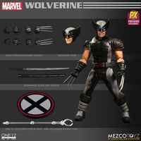 One-12 Collective Previews Exclusive Wolverine Action Figure (X-Force Version)