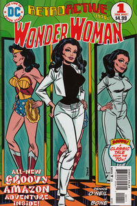 DC Retroactive Wonder Woman The 70s (One Shot)
