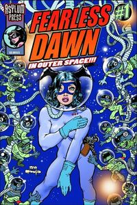 Fearless Dawn In Outer Space One Shot
