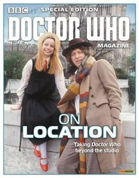 Doctor Who Magazine Special #44