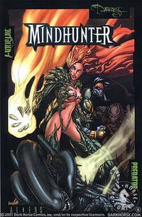 Aliens vs. Predator / Witchblade / Darkness: Mindhunter TPB - nick & dent