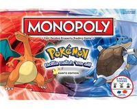 Pokemon Monopoly: Kanto Edition