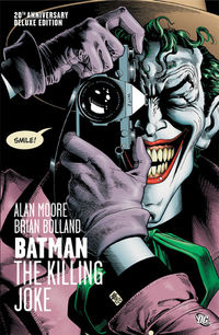 Buy Batman:The Killing Joke 20th Anniversary Deluxe Edition HC at TFAW.com