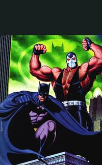 Batman vs. Bane TPB