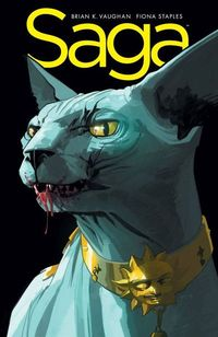 Saga #18 review at TFAW.com