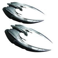 Battlestar Galactica Cylon Raider 1/72 Scale Model Kit
