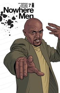 Nowhere Men #7