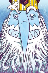 Adventure Time Ice King comics at TFAW.com