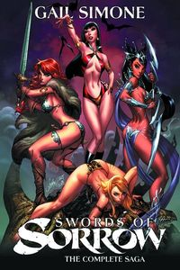 Swords Of Sorrow Complete Saga TPB