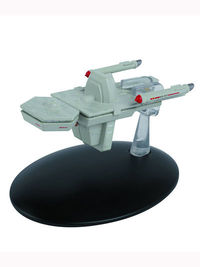 Star Trek Starships Figure Coll Mag #63 Antares