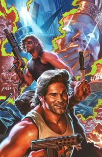 Big Trouble In Little China Escape From New York #4 (Subscription Mas)