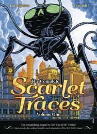 Complete Scarlet Traces TPB Vol. 01
