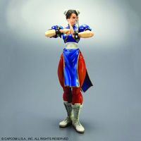 Street Fighter IV Play Arts Kai Chun-li Action Figure