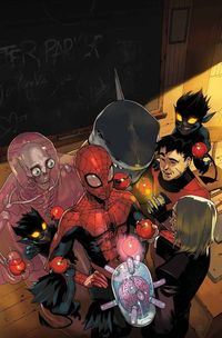 Spider-Man and the X-Men #1 (Bengal Variant Cover Edition)