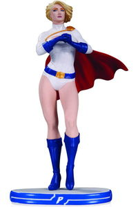DC Comics Cover Girls Power Girl Statue