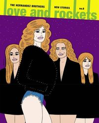 Love and Rockets New Stories TPB Vol. 08
