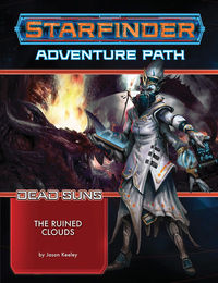 Starfinder Adv Path Dead Suns Part 4 The Ruined Clouds