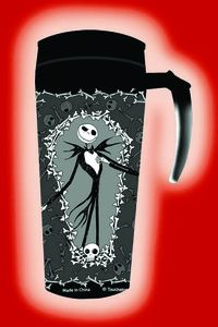 Nightmare Before Christmas Jack Travel Mug