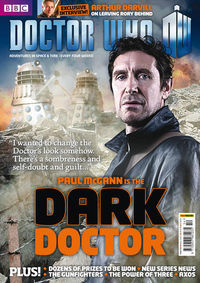 Doctor Who Magazine #454