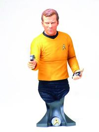Star Trek Captain James T Kirk Maxi Bust