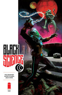 Black Science Comics