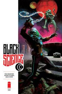 Black Science Comics