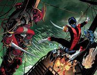 Amazing X-Men #1 (McGuinness Wraparound Cover)