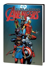 All-New All-Different Avengers HC Vol. 01